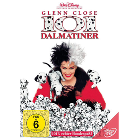 Disneys - 101 Dalmatiner (Realfilm)