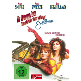 To Wong Foo - Thanks for everything  (DVD Video)