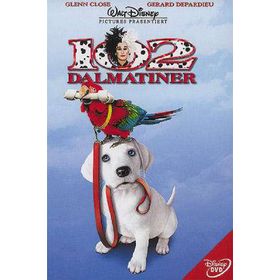 Disneys - 102 Dalmatiner (Realfilm) - Disney BG100982 - (DVD Video / Kinderfilm)