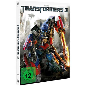 Transformers #3 (DVD) Dark of the Moon Min: 148DD5.1WS - Paramount 8454181 - (DVD Video / Action)