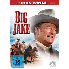 Big Jake - Paramount 8452413 - (DVD Video / Western)