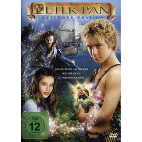 Peter Pan (DVD) -Realfilm- Min: 108DD5.1WS  (Extended Version) - Sony Pictures 0334932 - (DVD Video / Drama / Tragödie)