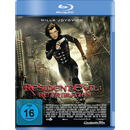 Resident Evil: Retribution  (Blu-ray Video)