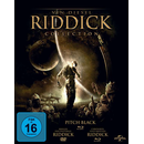 Riddick Collection (2 Blu-ray + DVD) - Universal 8296987...