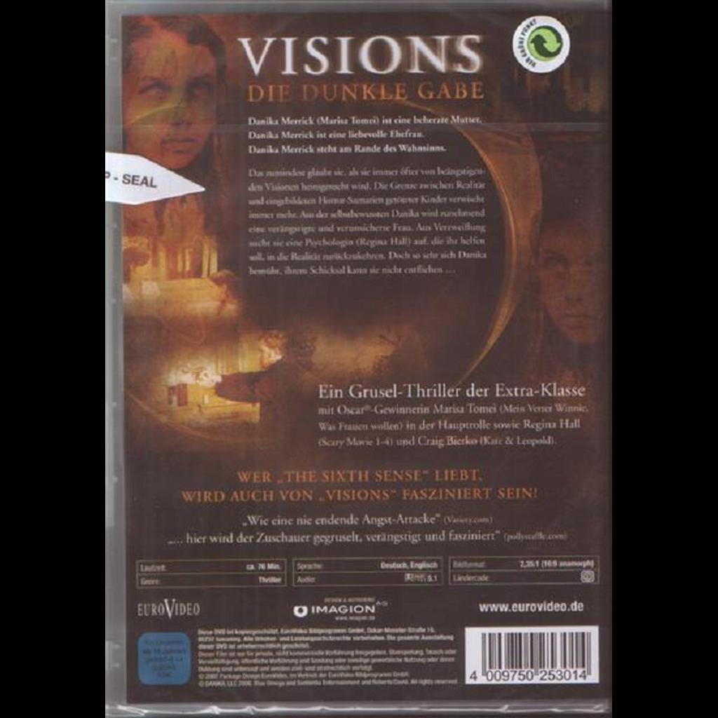 Visions Die Dunkle Gabe