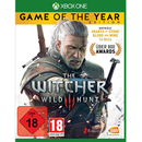Witcher 3  XB-One  Wild Hunt  GOTY - Atari 112228 - (XBox...