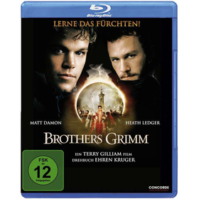 Brothers Grimm (Blu-ray) - Concorde 3708 - (Blu-ray Video / Fantasy)