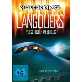 Stephen King`s - Langoliers - Paramount 8453447 - (DVD Video / Horror / Grusel)
