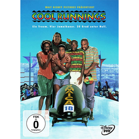 Cool Runnings (DVD) Min: 95DD2.0WS - Disney BG102325 - (DVD Video / Komödie)