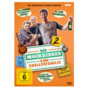Die Mockridges - Eine Knallerfamilie (Staffel 2) (DVD Video)