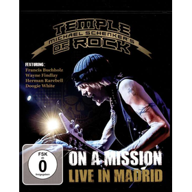 Michael Schenker - On A Mission - Live In Madrid (Ultra HD Blu-ray)
