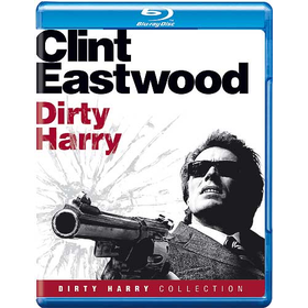 Dirty Harry 1 (BR) Min: 102DDWS - WARNER HOME 1000054004 - (Blu-ray Video / Action)