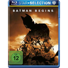 Star Selection - Batman Begins
