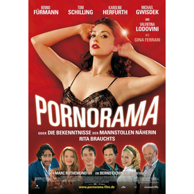 Pornorama - Highlight Constantin 7684538 - (DVD Video / Komödie)
