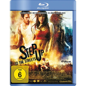 Step Up #2 (BR)  ...to the Streets Min: 98DTS-HD5.1HD-1080p - Universal 7631208 - (Blu-ray Video / Musikfilm / Musical)