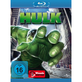 Hulk (BR) Min: 138DD5.1WS     Universal - Universal Picture 8258697 - (Blu-ray Video / Action)
