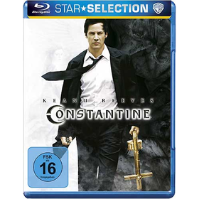 Star Selection - Constantine - Warner 1000049704 - (Blu-ray Video / Fantasy)