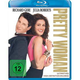 Pretty Woman (BR) Min: 125DTS5.1HD-1080p     Buena Vista