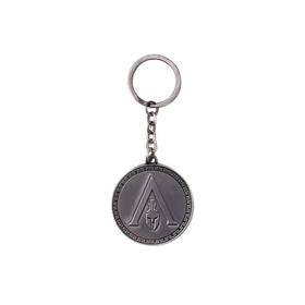Assassins Creed Odyssey - Odyssey Logo Metal Keychain - Difuzed KE722418ACO - (Small Accessories / Metall Schlüsselanhänger)