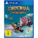 Deponia  PS-4  Doomsday - EuroVideo  - (SONY® PS4 /...