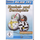 Play it! Knobel- und Denkspiele - rondomedia  - (PC...
