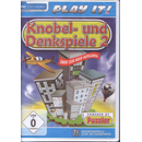 Play it! Knobel- und Denkspiele 2 - rondomedia  - (PC...