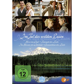 Im Tal der wilden Rosen 2 (2 DVDs) - Universum 88697072709 - (DVD Video / Romantik)