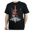T-Shirt SW First Order schwarz  L Star Wars - Diverse  -...