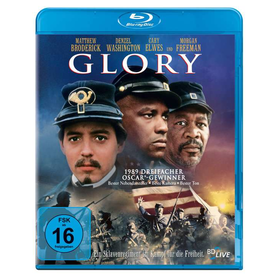 Glory (Blu-ray) - Sony Pictures 0771119 - (Blu-ray Video / Action)