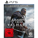 AC  Valhalla  PS-5  Ultimate Edition Assassins Creed...