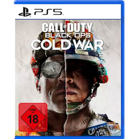 COD   Black Ops Cold War  PS-5 Call of Duty - Activ.  Blizzard  - (SONY® PS5 / Shooter)