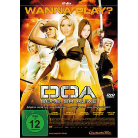 DOA - Dead or Alive  (DVD Video)