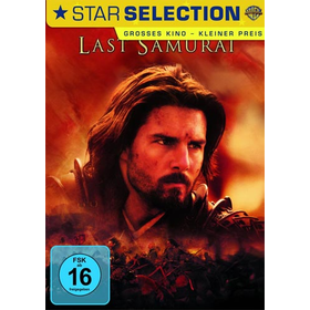 Last Samurai - Single Disc  (DVD Video)