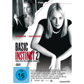 Basic Instinct 2 (DVD) Neues Spiel für.. Min: 117DD5.1WS - Highlight Constantin 7683338 - (DVD Video / Erotik)