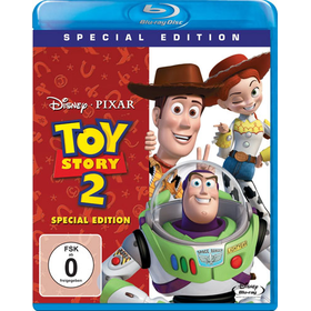 Toy Story 2 (BR) S.E. Min: 92DD5.1WS - Disney BGY0058704 - (Blu-ray Video / Abenteuer)