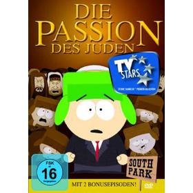 South Park:  Passion des Juden (DVD) Min: 66DD2.0VB - Paramount 8454052 - (DVD Video / Komödie)