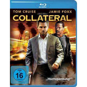 ClubCinema - Collateral - Paramount 8425044 - (Blu-ray Video / Abenteuer)