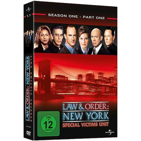 Law & Order: New York S.V.Unit 1.1.(DVD) Min: 459DD2.0VB