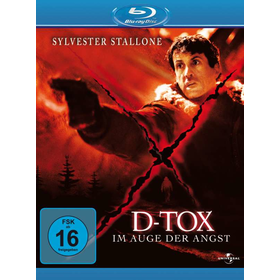 D-Tox (BR)  - Im Auge der Angst Min: 92DD5.1WS - Universal 8278825 - (Blu-ray Video / Action)
